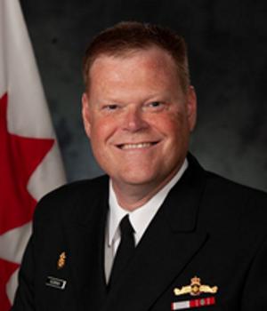 Captain (Navy) Alex Kooiman