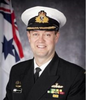 Commodore Peter Leavy