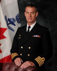 Captain (Navy) Julian Elbourne