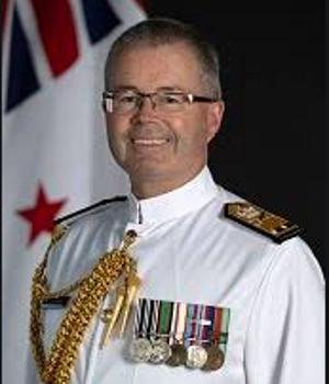 Rear-Admiral David Proctor