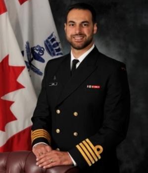 Captain (Navy) Sam Sader